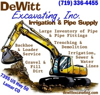 Dewitt Excavating, Inc.