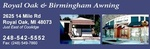 Royal Oak & Birmingham Awning, LLC
