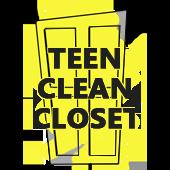 Teen Clean Closet