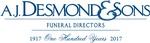 A.J. Desmond & Sons Funeral Directors