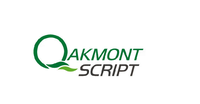 Oakmont Script