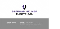 Stephan Helmer Licensed Electrician