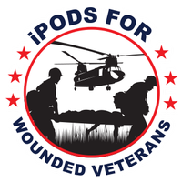 IPODS For Wounded Veterans
