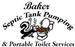 Baker Septic Tank Pumping