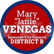 Janie Venegas for Lemoore City Council-District B