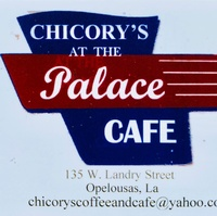 Chicorys at the Palace