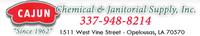Cajun Chemical & Janitorial