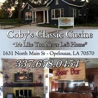 Coby's Classic Cuisine