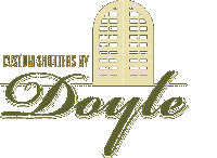 Custom Shutters by Doyle