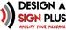 Design A Sign Plus