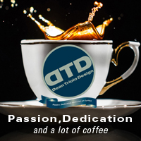 Passion, Dedication and a lot of Coffee