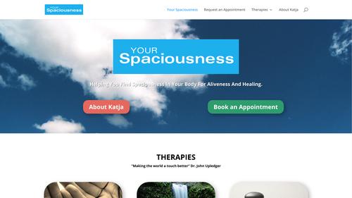 Unique and attention grabbing web design