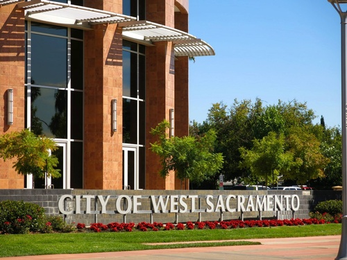 West Sacramento City Hall