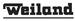 Weiland, Inc.