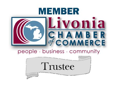 Livonia Chamber Trustee Member