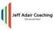 Jeff Adair Coaching