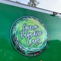 Green Paradise Cafe on Wheels