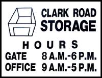 Clark Road Storage