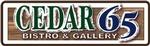 Cedar 65 Bistro and Gallery