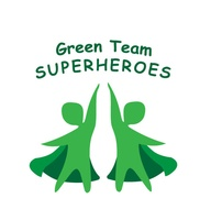 Green Team Superheroes