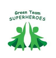 Green Team Superheroes