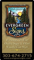 Evergreen Signs