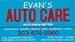 Evan's Auto Care