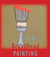 Ken Broadhead Painting