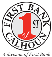 First Bank of Calhoun