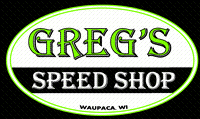 Greg's Speed Shop