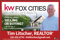 Tim Litscher Realtor - Keller Williams Fox Cities