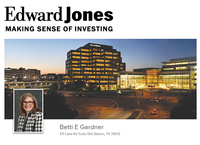 Edward Jones - Financial Advisor: Betti Gardner