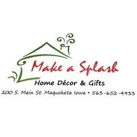 Make A Splash Home Décor