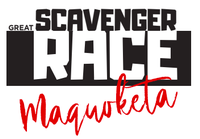 Great Maquoketa Scavenger Race