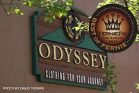Odyssey Clothing For Your Journey