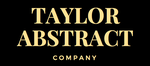 Taylor Abstract Company