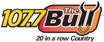 107.7 The Bull (WIBL) Country