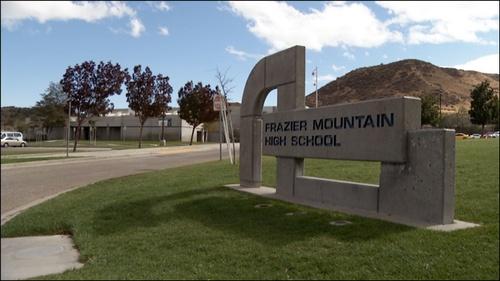 Frazier Mountain High School