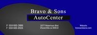 Bravo & Sons Auto Center