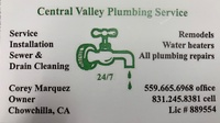 Central Valley Plumbing