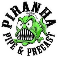 Piranha Pipe & Precast