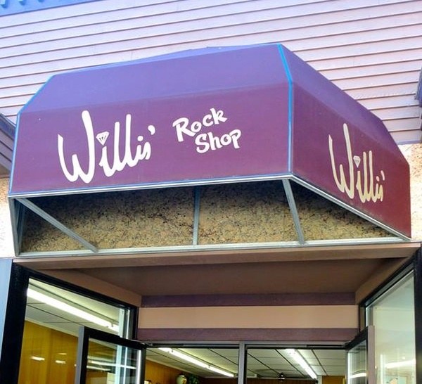 Willis' Rock Shop