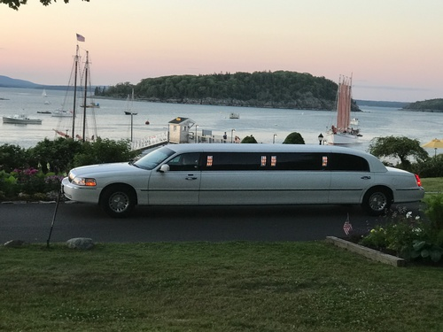 Crystal Coach Limousine Bar Harbor Maine