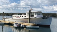 Cranberry Cove Ferry