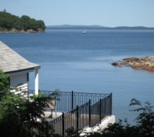 Tide Watch Cabins Bar Harbor Maine ocean views