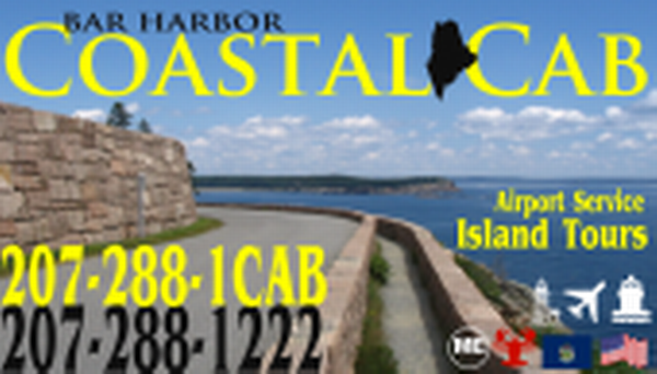 Bar Harbor Coastal Cab