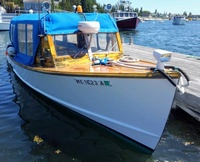 Custom Cruises/Cranberry Isles Water Taxi