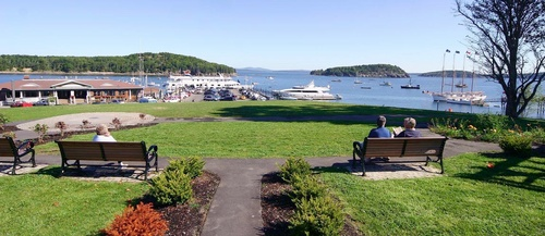 Bar Harbor Maine Bed & Breakfast Downtown Bar Harbor