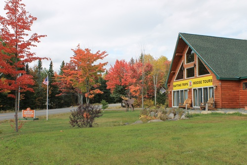 Northeast Whitewater Lodge