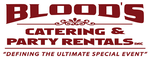 Blood's Catering & Party Rentals
